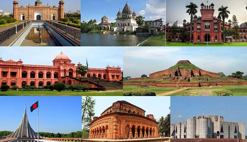 Places-Bangladesh